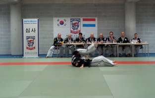 Grade et stage Hapkimudo Luxembourg